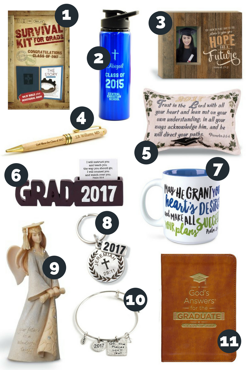 Graduation Gifts 2017