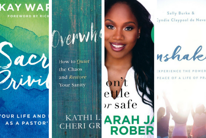 6 New Books by Women, for Women