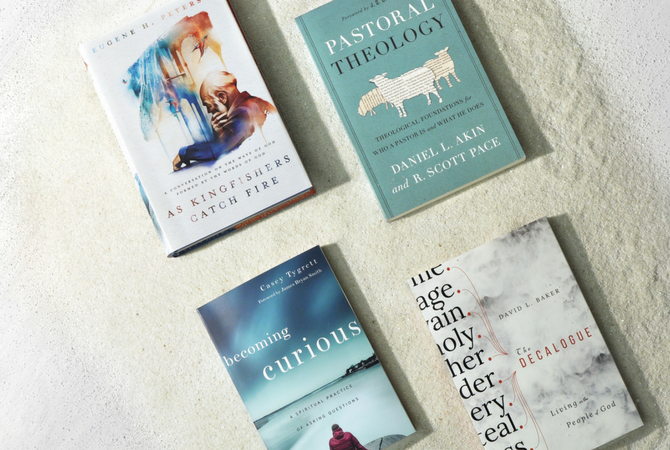 Essential Summer Reads for Pastors