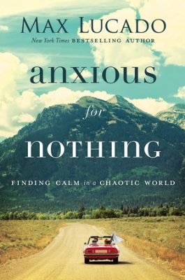 Fall Books - Anxious for Nothing