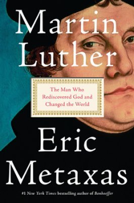Fall Books - Martin Luther