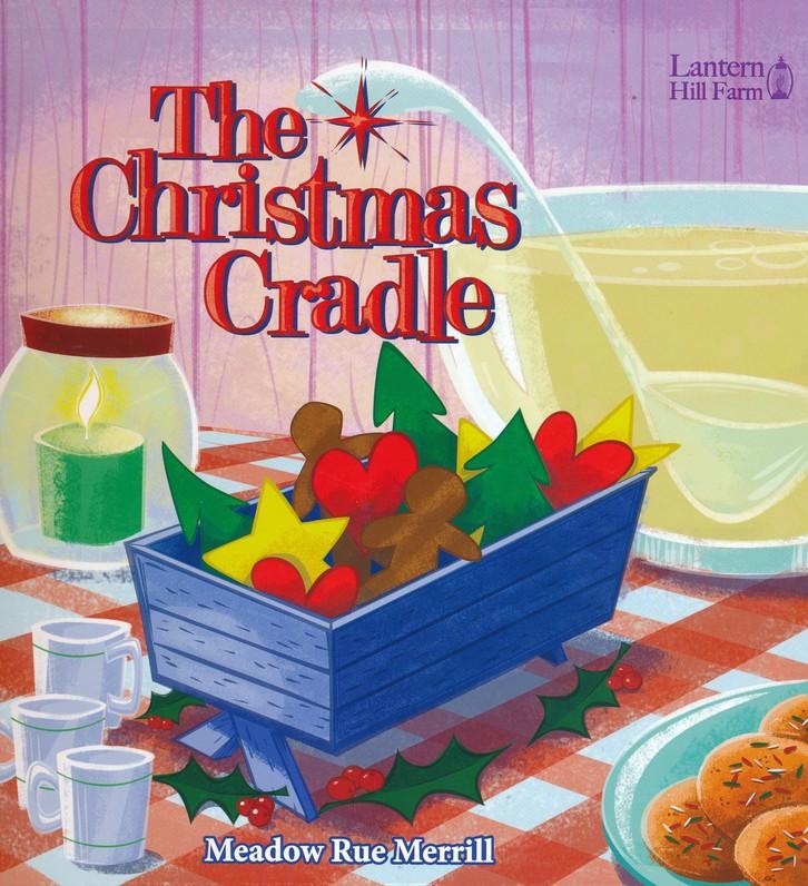 Children's Christmas Books - The Christmas Cradle