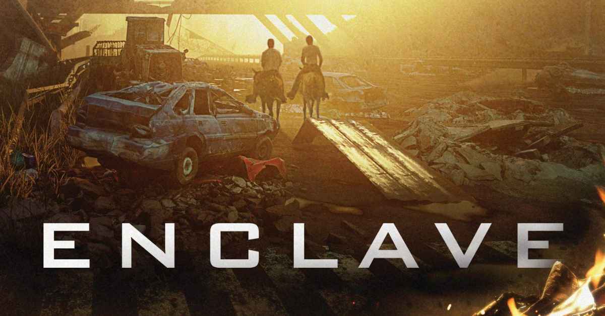 Q&A with Thomas Locke Author of Enclave