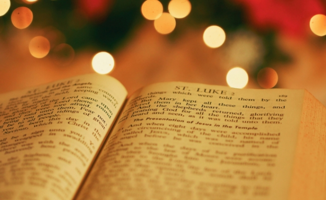 Christmas Bible Reading Plan