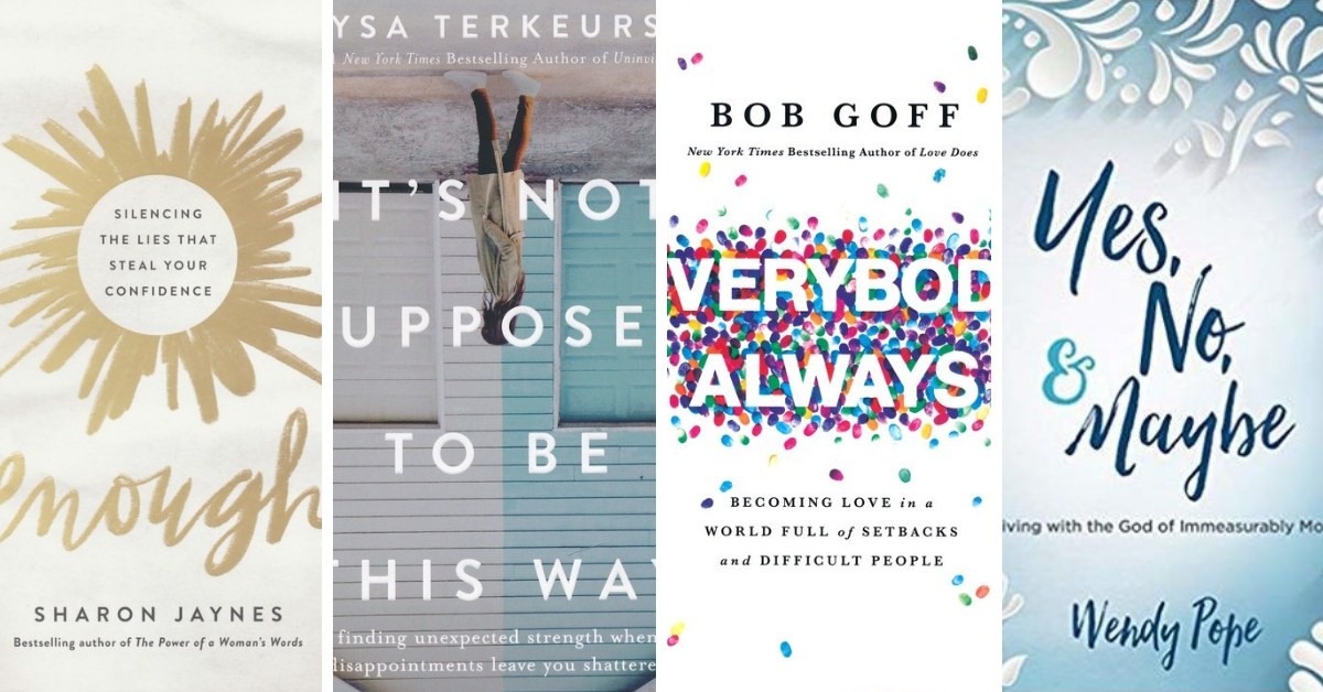 The Best of 2018: Our Christian Book Picks