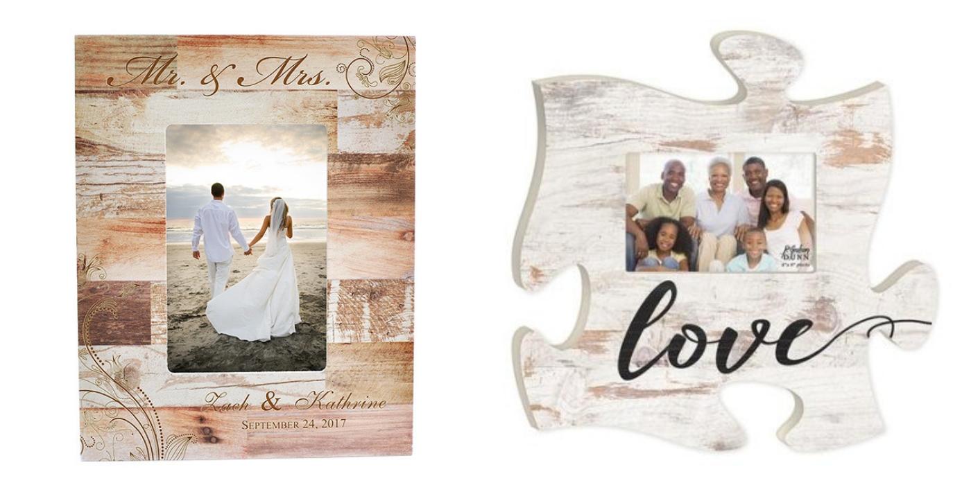 Valentine Gifts - Photo Frames