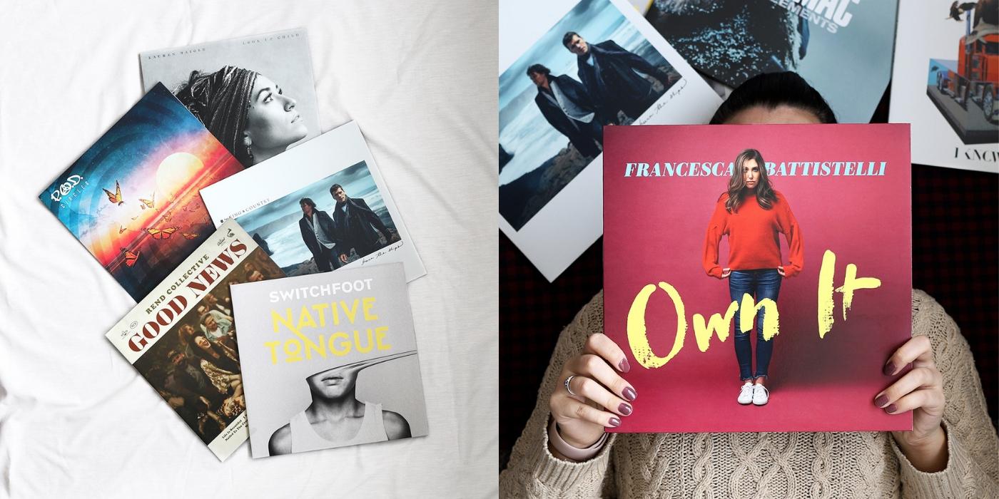 Valentine Gifts - Vinyl