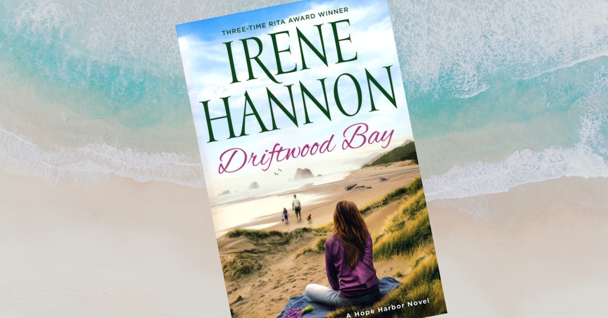 Irene Hannon On Her Latest Book, 'Driftwood Bay'