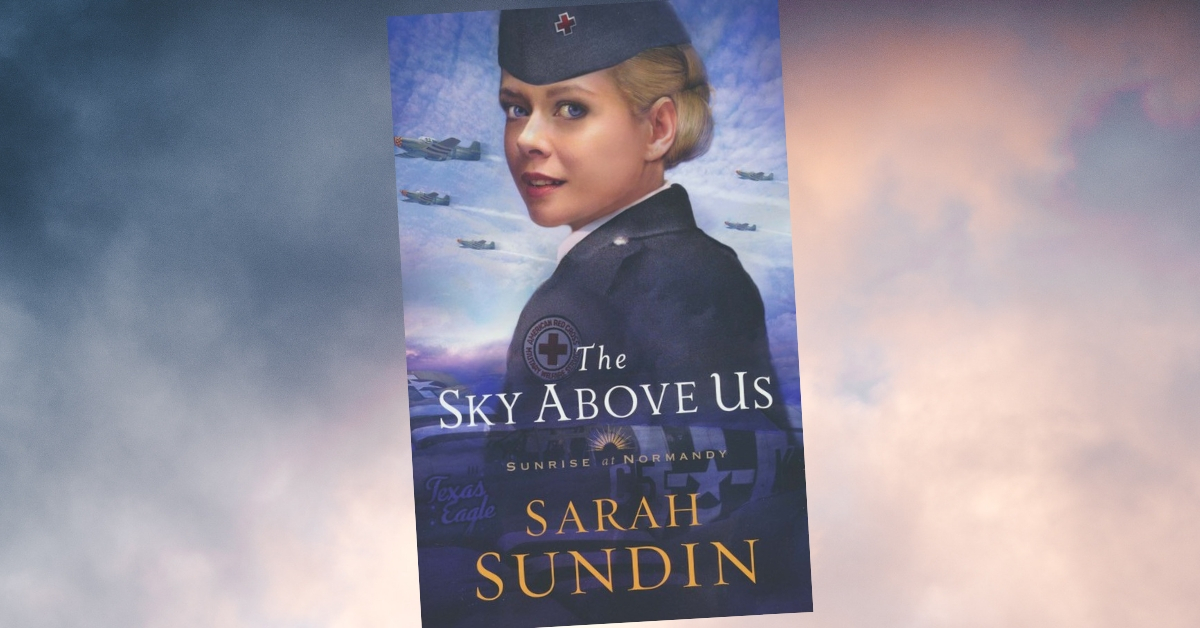 Q&A with Sarah Sundin, Author of The Sky Above Us