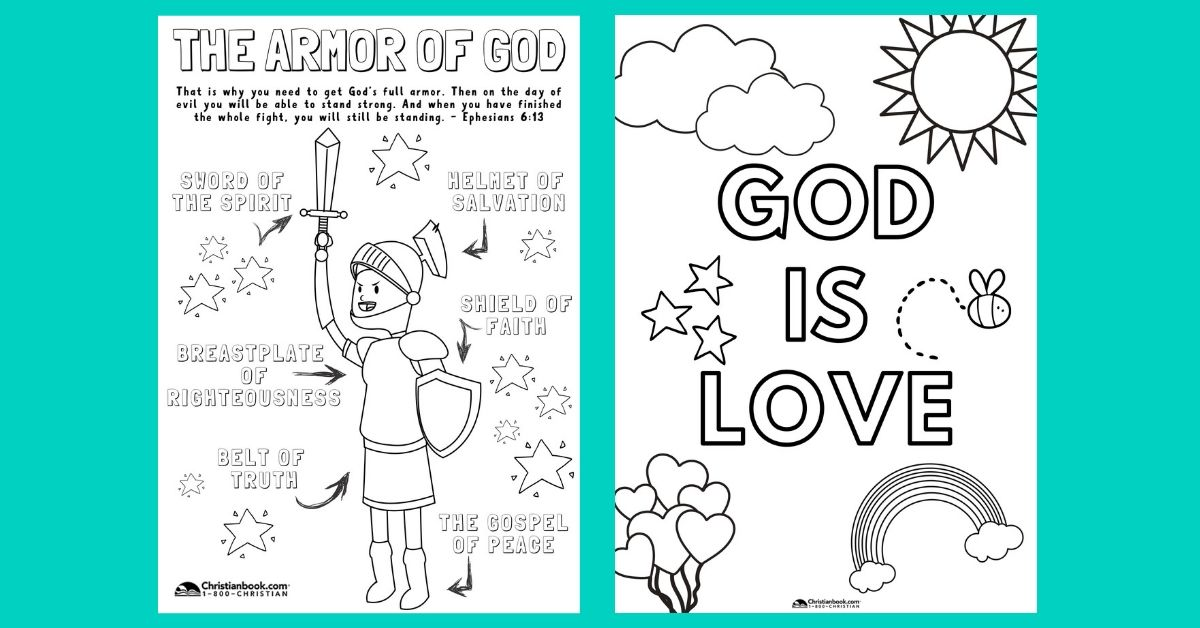 FREE DOWNLOAD // Children's Ministry Activities